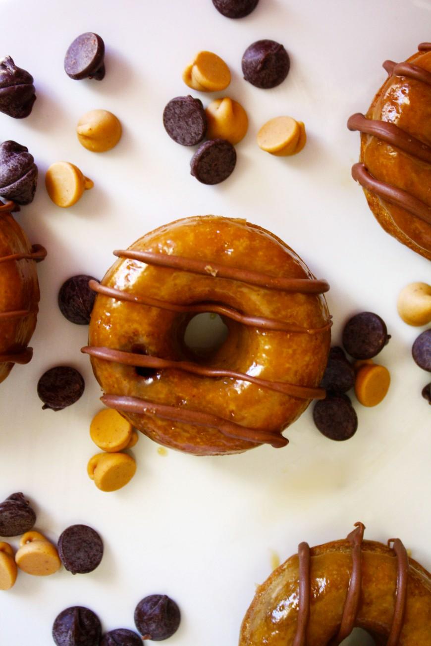 Banana Donuts